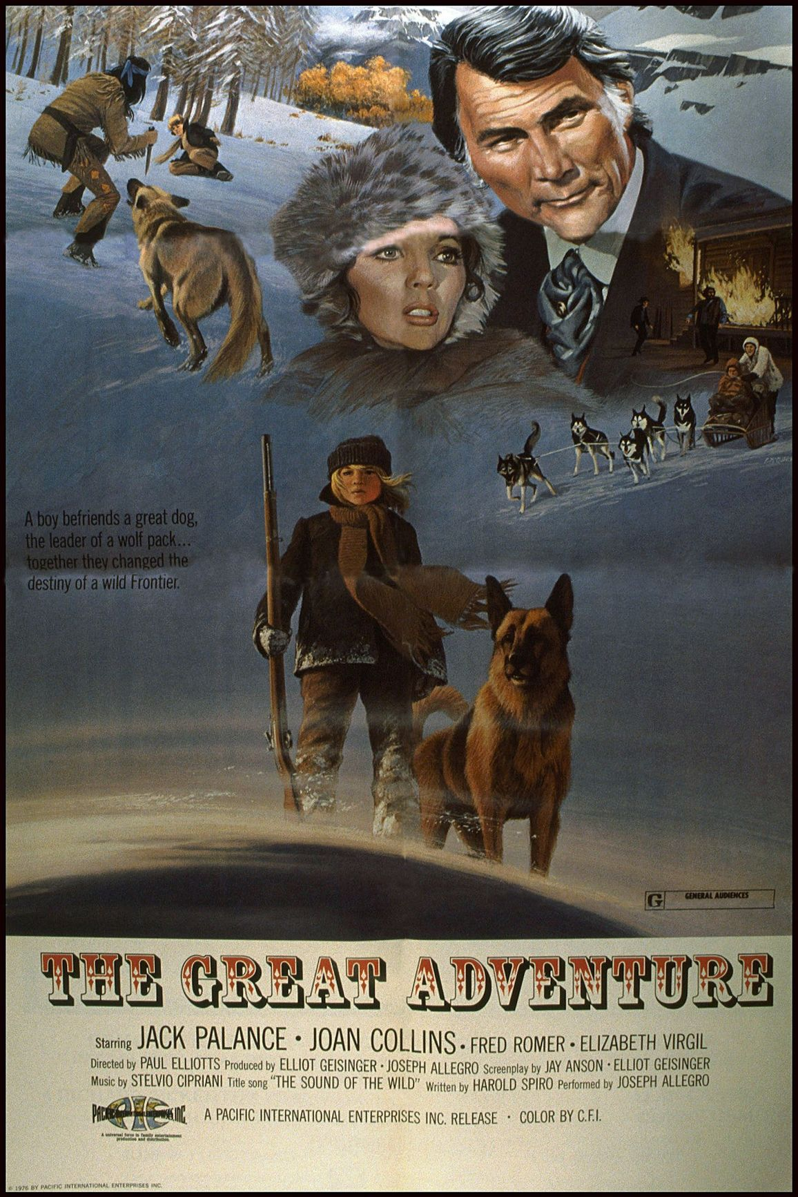 the great adventure movie