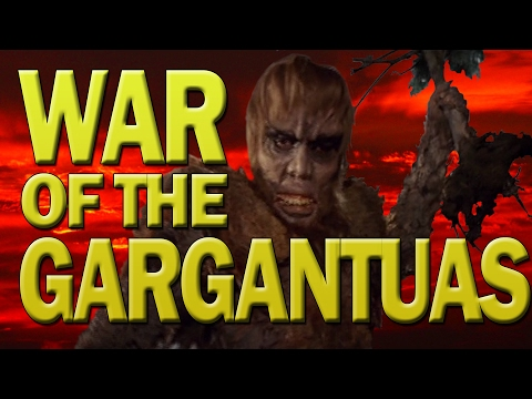 war of the gargantuas